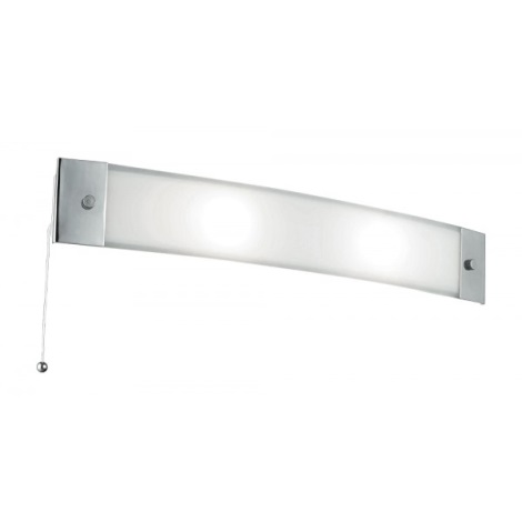 PREZENT 8017 - SHERPA fürdőszobai fali lámpa 2xE14/40W IP44
