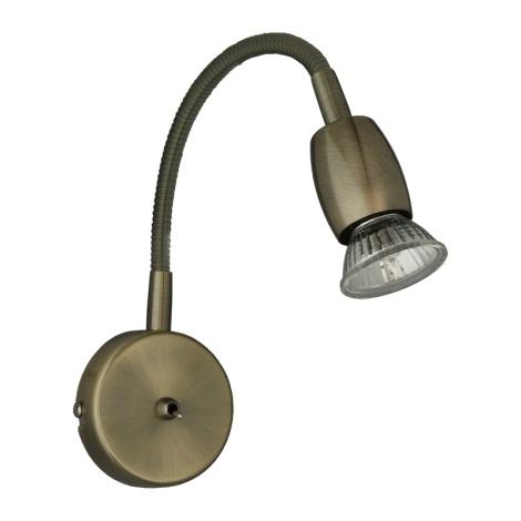 PREZENT 858 - RAFT fali lámpa 1xGU10/50W