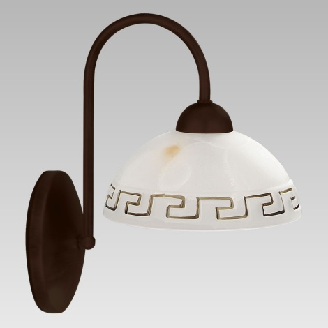 PREZENT 877 - POMPEZ fali lámpa 1xE14/40W