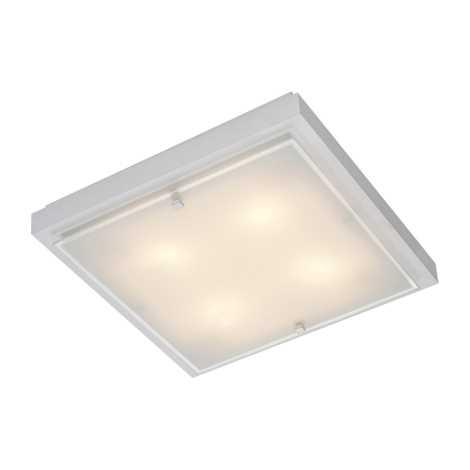 Prezent 93150 - Mennyezeti lámpa ZORBA 4xE27/60W/230V