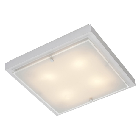 Prezent 93151 - Mennyezeti lámpa ZORBA 4xE27/60W/230V