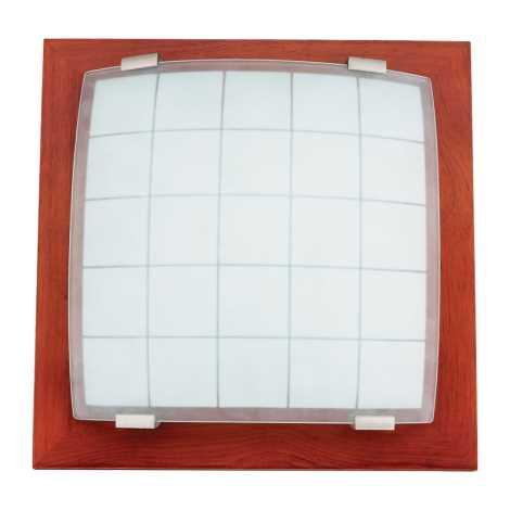 PREZENT 976 - GEOMETRICA fali/mennyezeti lámpa 2xE27/60W cseresznye