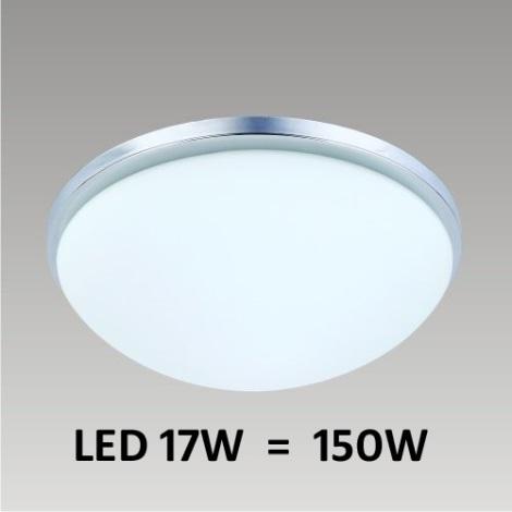 PREZENT LED49007 - PERI LED-es mennyezeti lámpa 1xLED/17W