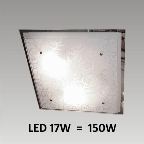 PREZENT LED65101 - IKAROS LED-es mennyezeti lámpa 1xLED/17W