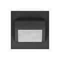 ProVero ID-1156 - LED Lépcsőmegvilágítás DECORUS LED/1,2W/12V antracit