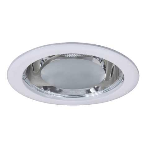 Rabalux 1130 - Beépíthető lámpa SPOT OFFICE 2xE27/26W/230V