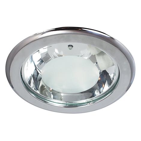 Rabalux 1149 - Beépíthető lámpa SPOT OFFICE 2xE27/26W/230V