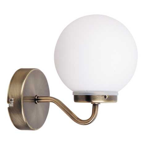Rabalux 1302 - Fürdőszobai fali lámpa TOGO 1xE14/40W/230V