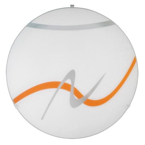 Rabalux 1816 - Mennyezeti lámpa SOLEY 2xE27/60W/230V