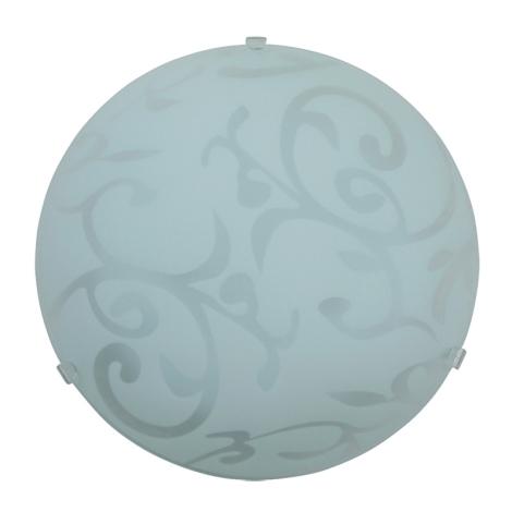 Rabalux 1845 - Mennyezeti lámpa SCROLL 1xE27/60W/230V