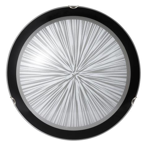 Rabalux 1858 - Mennyezeti lámpa SPHERE 2xE27/60W/230V