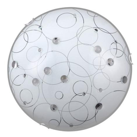 Rabalux 1862 - Mennyezeti lámpa JOLLY 2xE27/60W/230V