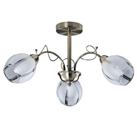 Rabalux 2270 - Mennyezeti lámpa JOEL 3xE27/60W/230V