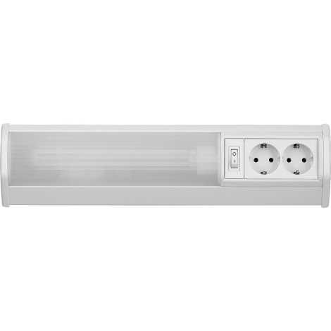 Rabalux 2321 - Konyhai pultmegvilágítók BATH G23/11W/230V