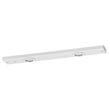Rabalux 2349 - LED pult megvilágító LONG LIGHT 2xLED/3W/230V