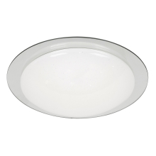 Rabalux 2490 - LED Mennyezeti lámpa MINNEAPOLIS LED/12W/230V