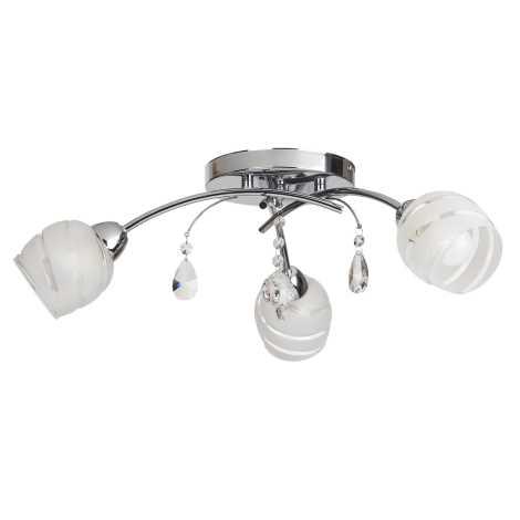 Rabalux 2621 - Mennyezeti lámpa MELISSA 3xE14/60W/230V