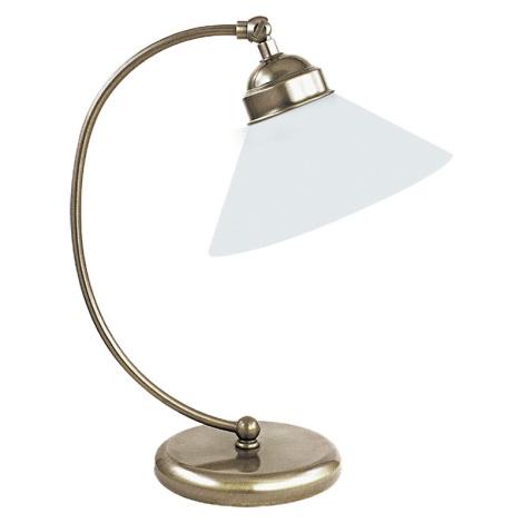 Rabalux 2702 - Asztali lámpa MARIAN 1xE27/60W/230V