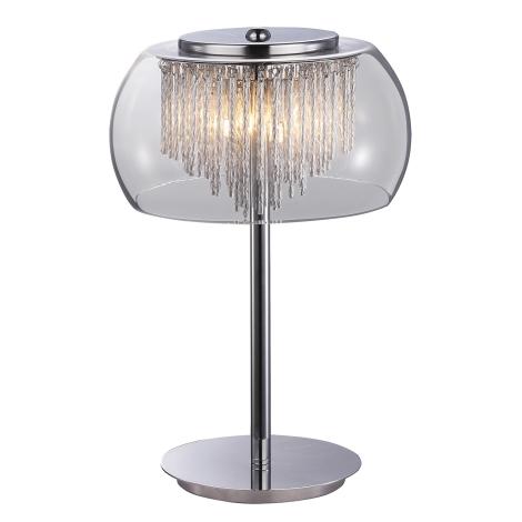 Rabalux 2822 - Asztali lámpa MONA 3xG9/28W/230V