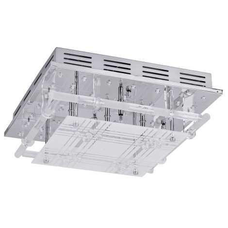 Rabalux 2880 - LED Mennyezeti lámpa SKY 5xG4/20W+36xfehér LED+20xkék LED