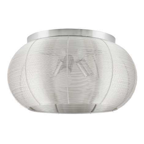 Rabalux 2886 - Mennyezeti lámpa MEDA 3xE27/60W/230V