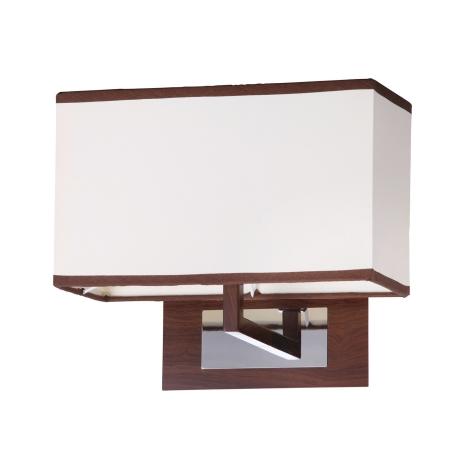 Rabalux 2895 - Fali lámpa KUBU 1xE14/40W/230V