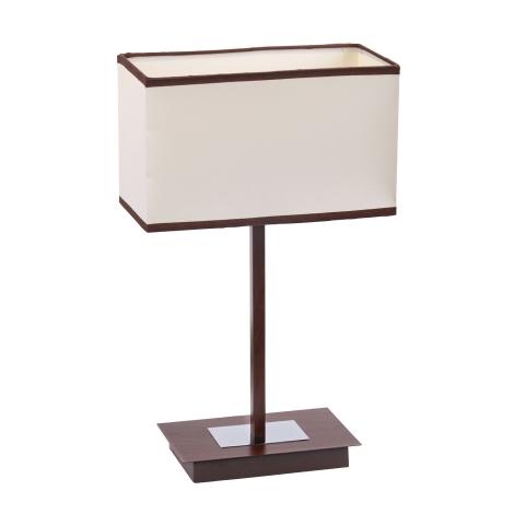 Rabalux 2896 - Asztali lámpa KUBU 1xE14/40W/230V