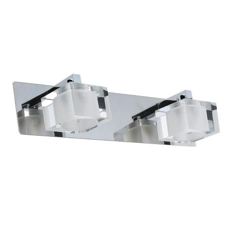 Rabalux 2961 - Fali lámpa DIAMOND 2xG9/28W/230V