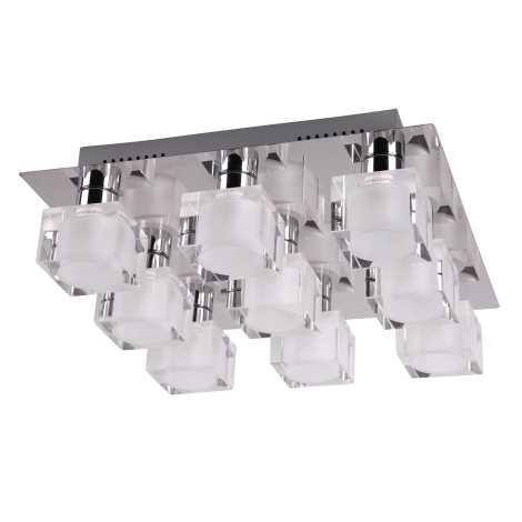 Rabalux 2962 - Mennyezeti lámpa DIAMOND 9xG9/28W/230V