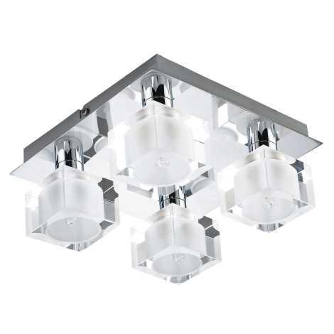 Rabalux 2964 - Mennyezeti lámpa DIAMOND 4xG9/28W/230V