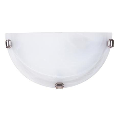 Rabalux 3002 - Fali lámpa ALABASTRO 1xE27/60W/230V