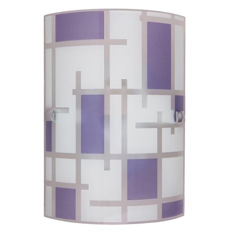 Rabalux 3105 - Fali lámpa JODY 1xE27/60W/230V