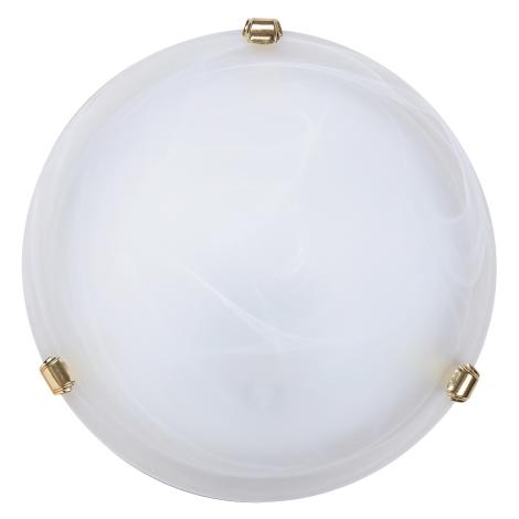 Rabalux 3201 - Mennyezeti lámpa ALABASTRO 1xE27/60W/230V