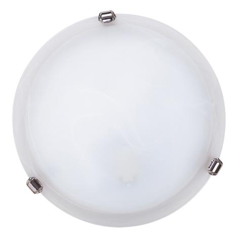 Rabalux 3202 - Mennyezeti lámpa ALABASTRO 1xE27/60W/230V