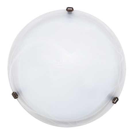 Rabalux 3303 - Mennyezeti lámpa ALABASTRO 2xE27/60W/230V