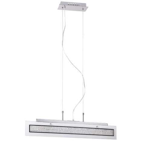 Rabalux 3558 - LED Mennyezeti függesztékes lámpa NATASHA LED/15W/230V