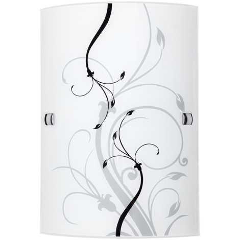 Rabalux 3691 - Fali lámpa ELINA 1xE27/60W/230V