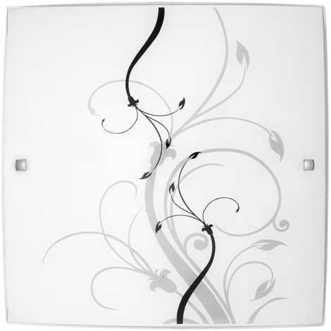 Rabalux 3693 - Mennyezeti lámpa ELINA 2xE27/60W/230V