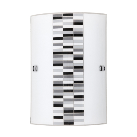 Rabalux 3931 - Fali lámpa DOMINO 1xE27/60W/230V