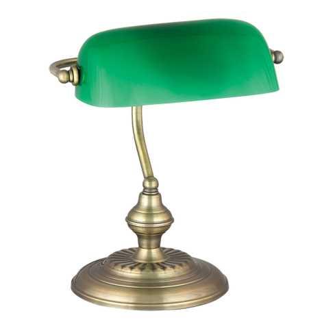 Rabalux 4038 - Asztali lámpa BANK 1xE27/60W/230V