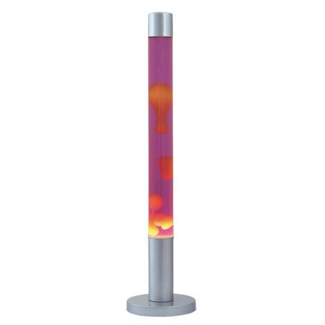 Rabalux 4112 - Láva lámpa DOVCE 1xE14/40W/230V