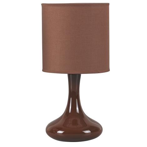 Rabalux 4242 - Asztali lámpa BOMBAI 1xE14/40W/230V