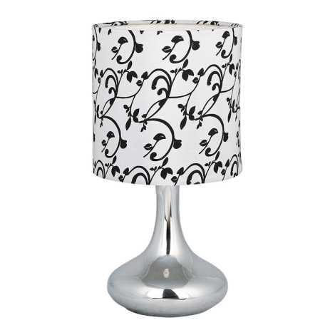 Rabalux 4250 - Asztali lámpa BOMBAI 1xE14/40W/230V