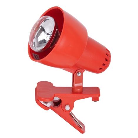 Rabalux 4343 - Csíptetős lámpa CLIP 1xE14/40W/230V