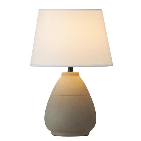 Rabalux 4368 - Asztali lámpa IVONE 1xE14/40W/230V