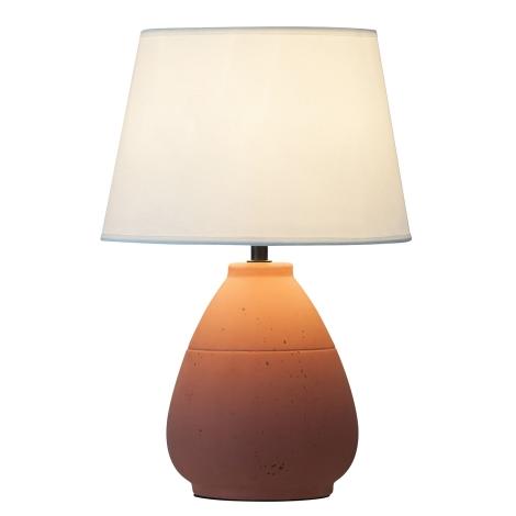 Rabalux 4369 - Asztali lámpa IVONE 1xE14/40W/230V