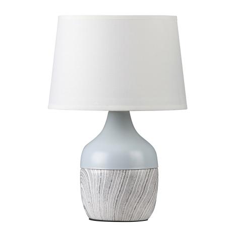 Rabalux 4371 - Asztali lámpa YVETTE 1xE14/40W/230V