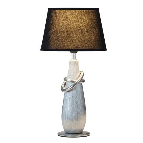 Rabalux 4372 - Asztali lámpa EVELYN 1xE14/40W/230V
