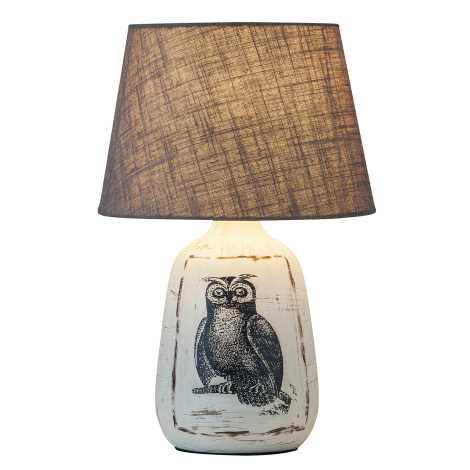 Rabalux 4373 - Asztali lámpa DORA 1xE27/40W/230V