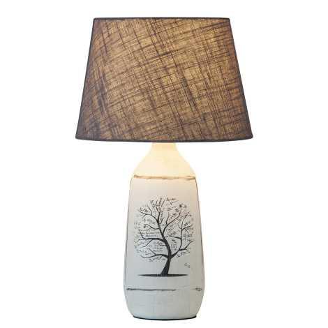 Rabalux 4374 - Asztali lámpa DORA 1xE27/40W/230V